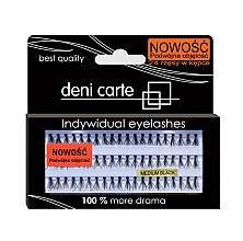 Fragrances, Perfumes, Cosmetics Double Volume False Lashes - Deni Carte Fake Eyelashes M