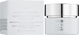 Fragrances, Perfumes, Cosmetics Regenerating Moisturizing Cream - La Biosthetique Methode Regenerante Menulphia Jeunesse Hydratante