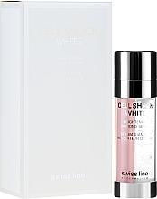 Fragrances, Perfumes, Cosmetics Brightening Serum - Swiss Line Cell Shock White Brightening Diamond Serum