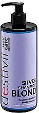 Fragrances, Perfumes, Cosmetics Anti-Yellow Shampoo - V.Laboratories Destivii Silver Shampoo Blond