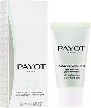 Fragrances, Perfumes, Cosmetics Charcoal Mask - Payot Pate Grise Masque Charbon