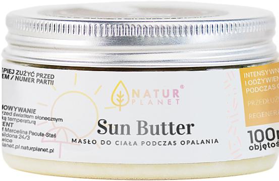 Sun Butter - Natur Planet Sun Butter