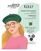"Fragrances, Perfumes, Cosmetics Alginate Mask ""Milk"" - PuroBio Cosmetics Kelly Powder Mask Dry Skin"