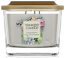 Fragrances, Perfumes, Cosmetics Scented Candle - Yankee Candle Elevation Passionflower