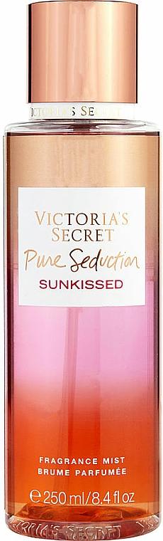 Perfumed Body Spray - Victoria's Secret Pure Seduction Sunkissed Fragrance Mist — photo N1
