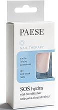 Fragrances, Perfumes, Cosmetics Nail Conditioner - Paese Nail Therapy Sos Hydra Nail Conditioner