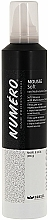 Fragrances, Perfumes, Cosmetics Normal Hold No Gas Hair Mousse with Multivitamin Complex - Brelil Numero Mousse Soft