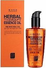 Fragrances, Perfumes, Cosmetics Herbal Repairing Oil - Daeng Gi Meo Ri Herbal Therpay Essence Oil