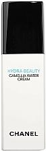 Fragrances, Perfumes, Cosmetics Moisturizing Face Cream Fluid - Chanel Hydra Beauty Camellia Water Cream