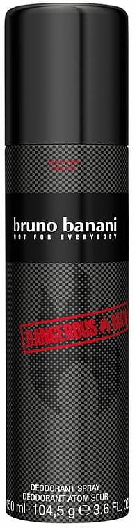 Bruno Banani Dangerous Man - Deodorant-Spray