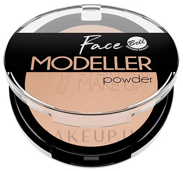 Modeling Powder - Bell Face Modeller Powder — photo 01 - Coffee Time