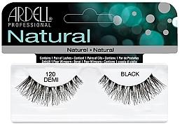 Fragrances, Perfumes, Cosmetics False Lashes - Ardell Natural Lashes Demi Black 120