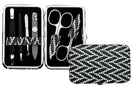 Fragrances, Perfumes, Cosmetics Manicure Set - DuKaS Premium Line PL 124GM