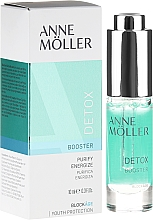 Fragrances, Perfumes, Cosmetics Facial Booster - Anne Moller Blockage Detox Booster