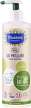 Fragrances, Perfumes, Cosmetics Organic Micellar Water - Mustela Bio Micellar Water