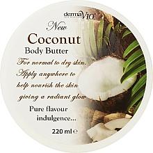 Fragrances, Perfumes, Cosmetics Coconut Body Butter - Derma V10
