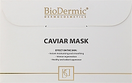Fragrances, Perfumes, Cosmetics Face Mask - BioDermic Caviar Extract Mask