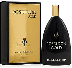 Fragrances, Perfumes, Cosmetics Instituto Español Poseidon Gold - Eau de Toilette
