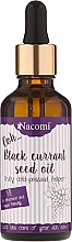 Fragrances, Perfumes, Cosmetics Black Currant Oil with Pipette - Nacomi Black Currant Seed Oil