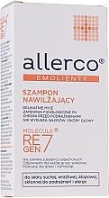 Fragrances, Perfumes, Cosmetics Moisturizing Hair Shampoo - Allerco Emolienty Molecule Regen7 Shampoo