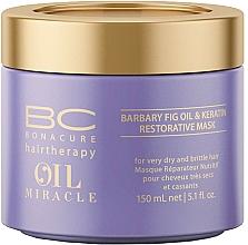 Fragrances, Perfumes, Cosmetics Repair Oil & Keratin Mask - Schwarzkopf Professional Bonacure Oil & Micro Keratin Mask