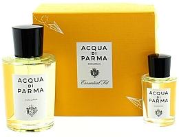 Fragrances, Perfumes, Cosmetics Acqua di Parma Colonia - Set (edc/100ml + edc/20ml)