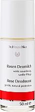 "Fragrances, Perfumes, Cosmetics Body Deodorant ""Rose"" - Dr. Hauschka Rose Deodorant"