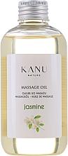 """Fragrances, Perfumes, Cosmetics Massage Oil """"Jasmine"""" - Kanu Nature Jasmine Massage Oil"""