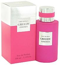 Fragrances, Perfumes, Cosmetics Weil Greedy Essence - Eau de Parfum