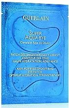 Fragrances, Perfumes, Cosmetics Eye Patch - Guerlain Super Aqua-Eye Anti-Puffness Smoothing Eye Patch
