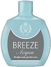 Fragrances, Perfumes, Cosmetics Breeze Acqua - Perfumed Deodorant