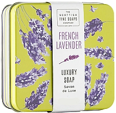 Fragrances, Perfumes, Cosmetics French Lavender Soap - Scottish Fine French Lavender Soap In A Tin