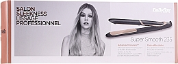 Fragrances, Perfumes, Cosmetics Hair Straightener - BaByliss ST393E Super Smooth 235