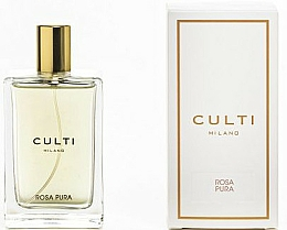 Fragrances, Perfumes, Cosmetics Culti Milano Rosa Pura - Perfume