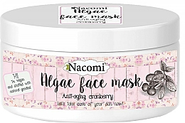 "Fragrances, Perfumes, Cosmetics Alginate Face Mask ""Cranberry"" - Nacomi Professional Face Mask"