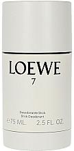 Fragrances, Perfumes, Cosmetics Loewe 7 Loewe - Deodorant-Stick