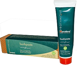 Fragrances, Perfumes, Cosmetics Neem & Pomegranate Toothpaste - Himalaya Herbals Botanique Toothpaste