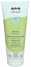 Fragrances, Perfumes, Cosmetics Green Tea & Pomegranate Shower Gel - Eco Cosmetics