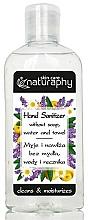 Fragrances, Perfumes, Cosmetics Alcohol-based Hand Sanitizer - Bluxcosmetics