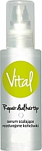 Fragrances, Perfumes, Cosmetics Hair Serum - Stapiz Vital Repair Dual Hairtip Serum