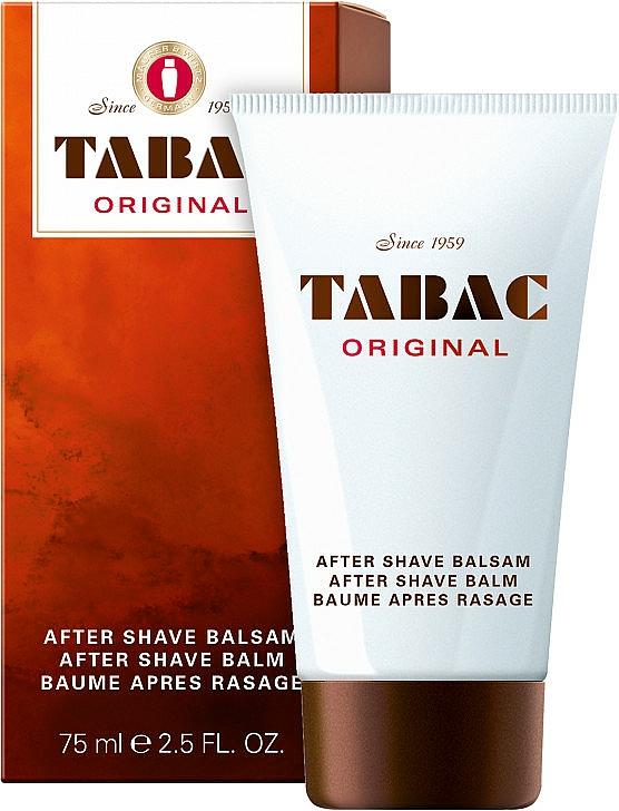 Maurer & Wirtz Tabac Original - After Shave Balm