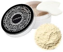 Fragrances, Perfumes, Cosmetics Mattifying Derma Rice Powder - Vipera Cos-Medica No More Shine Acne Prone Skin Derma Loose Powder