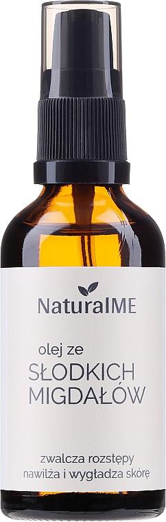 Sweet Almond Oil - NaturalME