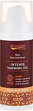 Fragrances, Perfumes, Cosmetics Intense Tanning Oil - Wooden Spoon Intense Tanning Oil