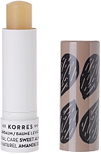 Fragrances, Perfumes, Cosmetics Sweet Almond Lip Balm - Korres Lip Balm Sweet Almond