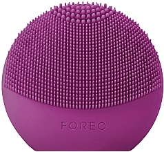 Fragrances, Perfumes, Cosmetics Smart Facial Cleansing Brush - Foreo Luna Fofo Smart Facial Cleansing Brush Purple