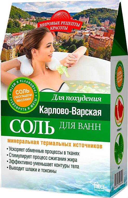 "Slimming Salt ""Karlovy Vary"" - Fito Cosmetics"