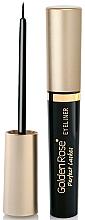 Fragrances, Perfumes, Cosmetics Eyeliner - Golden Rose Perfect Lashes Black EyeLiner