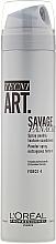 Fragrances, Perfumes, Cosmetics Texturizing and Volumizing Hair Powder-Spray - L'Oreal Professionnel Tecni.art Savage Panache