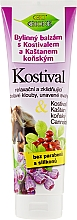 Fragrances, Perfumes, Cosmetics Foot Balm - Bione Cosmetics Cannabis Kostival Herbal Ointment with Horse Chestnut